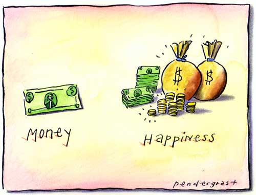 Do you agree that money can buy happiness essay